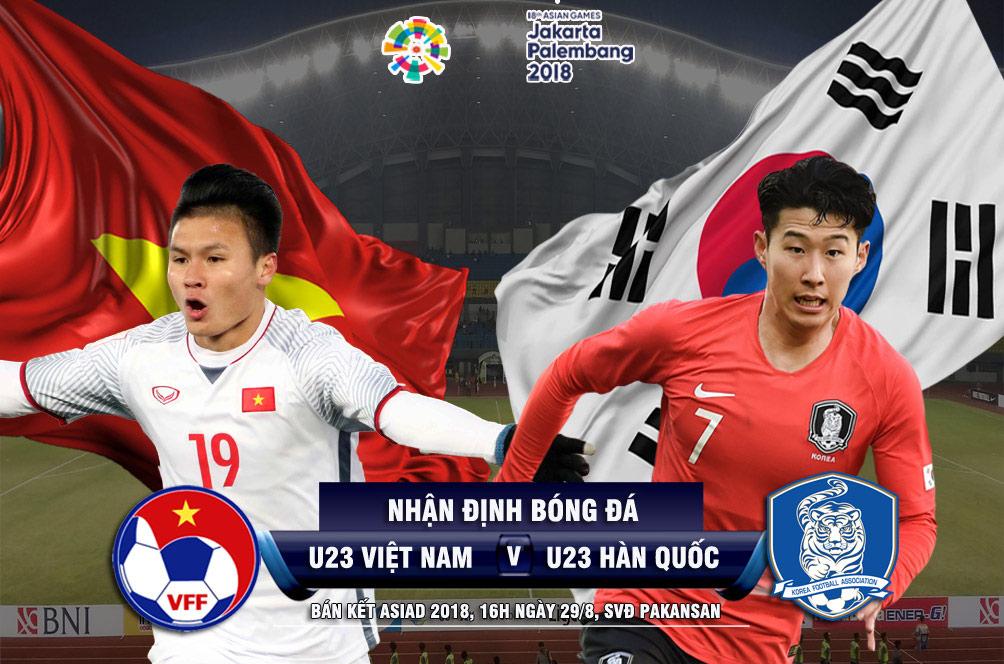 U23 Việt Nam - U23 Hàn Quốc: So tài siêu sao, tái lập siêu kì tích - 1