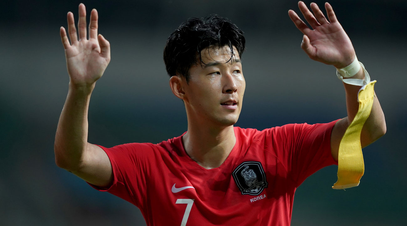 U23 VN-HQ: Nguồn gốc quy định khiến Son Heung-min đi lính nếu thua VN - 1