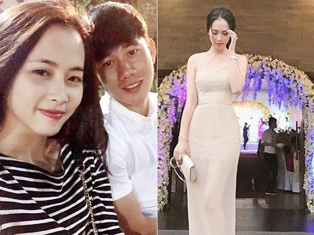 """Bạn gái xinh đẹp của Minh Vương U23 """"gây bão"""" dân mạng"""