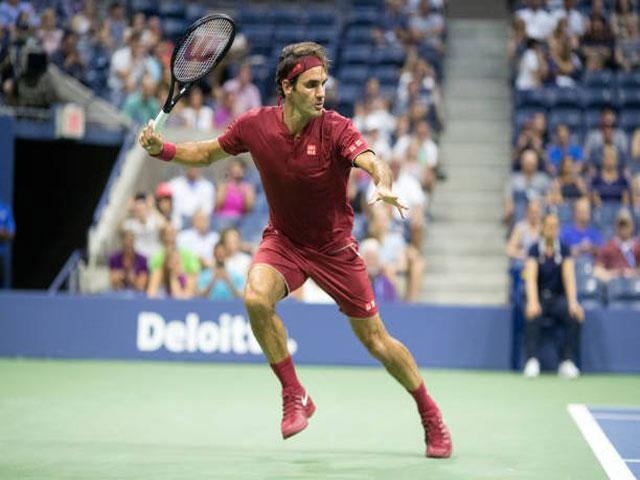 Federer - Nishioka: Sức mạnh tuyệt đối, nỗ lực muộn màng (V1 US Open)