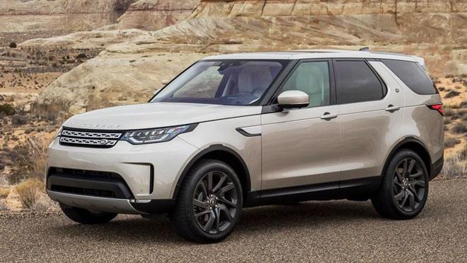 Giá xe Land Rover cập nhật tháng 10/2018 - 8