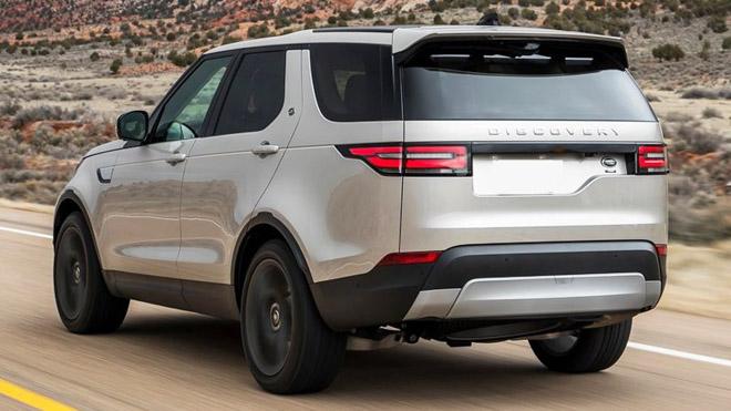 Giá xe Land Rover cập nhật tháng 10/2018 - 9