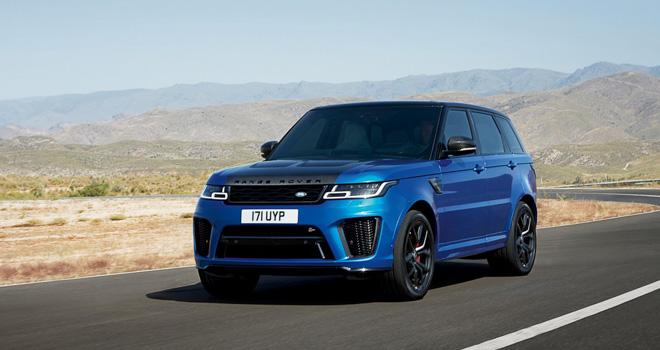 Giá xe Land Rover cập nhật tháng 10/2018 - 3