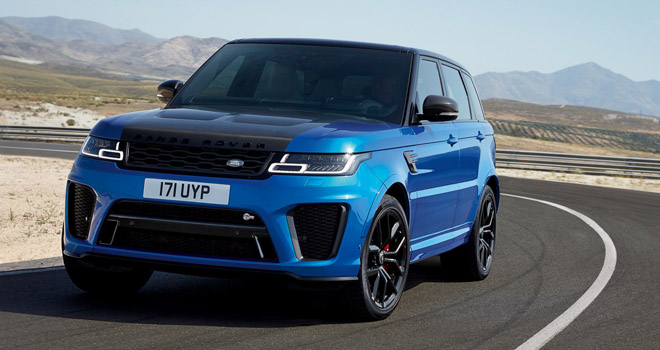 Giá xe Land Rover cập nhật tháng 10/2018 - 4