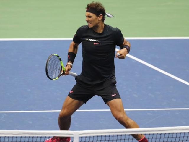 """Cập nhật US Open ngày 5: Nadal gặp """"mồi ngon"""", chị em Williams đối đầu"""