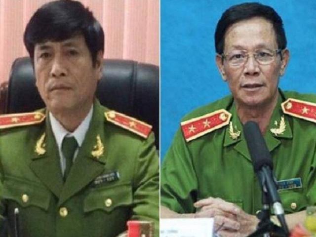 Ông Phan Văn Vĩnh bị truy tố ở khung hình phạt từ 5-10 năm tù