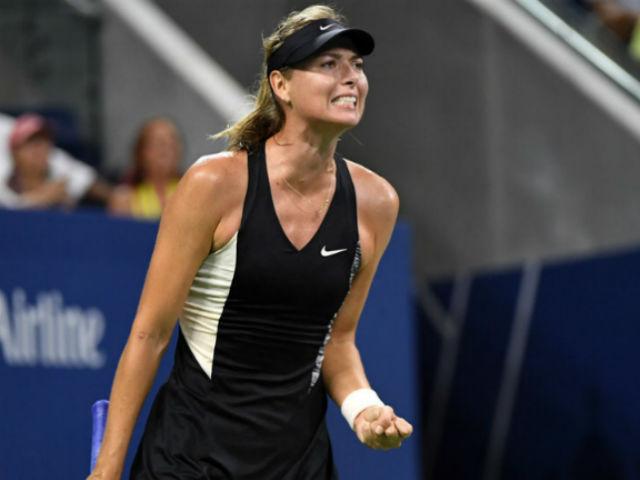 Sharapova - Cirstea: Khởi đầu thảm họa, ngược dòng bất thành (V2 US Open)