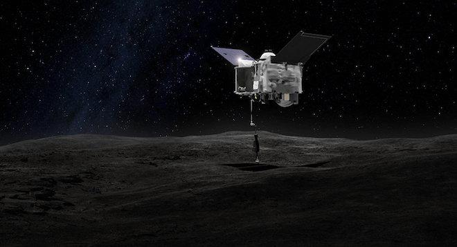 """NASA sắp có mẫu vật từ tiểu hành tinh có thể là """"mẹ"""" của Trái đất - 1"""