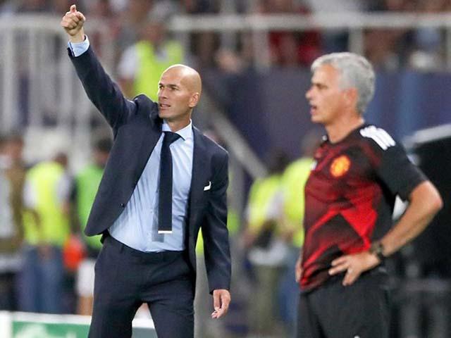 Khốn khổ MU: Nhắm Zidane thay Mourinho, bị Juventus-Ronaldo tranh giành