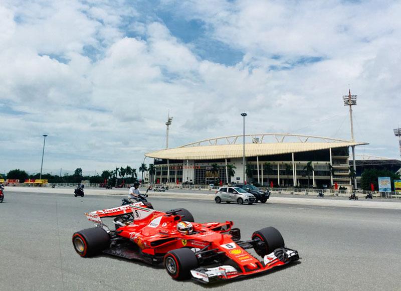 Hà Nội đề xuất đăng cai đua xe F1: Ban tổ chức đưa ra yêu cầu rất khắt khe - 1