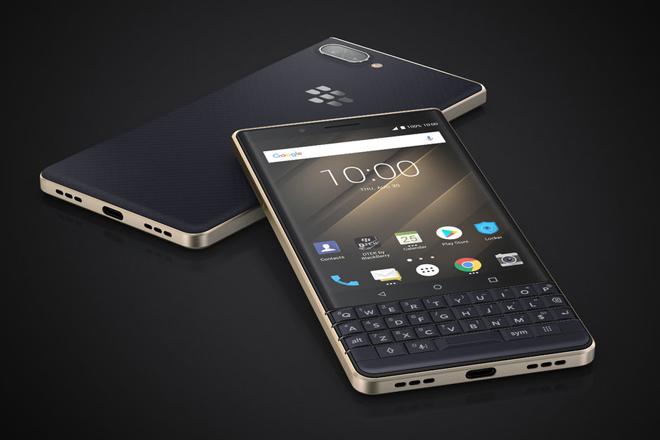 Công bố BlackBerry KEY2 LE: Máy khỏe, giá mềm - 1