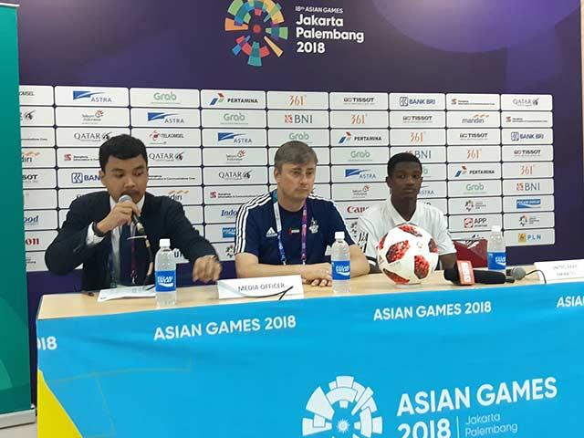 HLV UAE khen U23 Việt Nam tấn công mạnh mẽ như Hàn Quốc, Nhật Bản