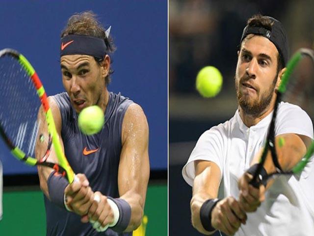 Nadal - Khachanov: 4 tiếng rưỡi kịch chiến, tie-break nghẹt thở