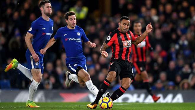 Chelsea - Bournemouth: Bài trùng Hazard - Morata & triết lý của Sarri - 1