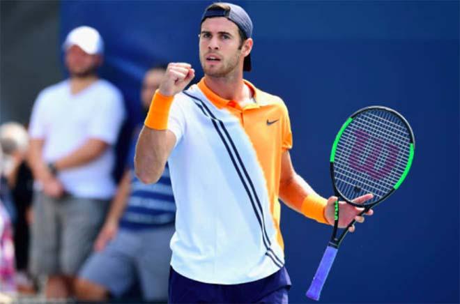 Nadal - Khachanov: 4 tiếng rưỡi kịch chiến, tie-break nghẹt thở (vòng 3 US Open) - 1