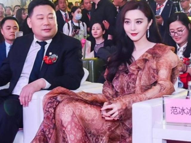 """Chồng cũ Huỳnh Dịch hé lộ """"tin sốc"""" Phạm Băng Băng đã bị bắt giữ"""