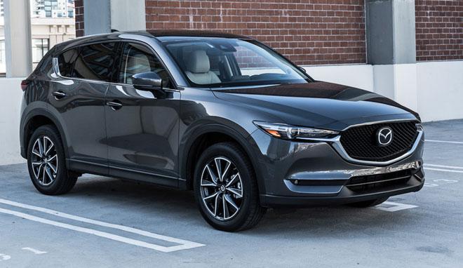 Giá xe Mazda CX-5 cập nhật tháng 10/2018: Phiên bản 2.0 một cầu giá từ 899 triệu đồng - 2