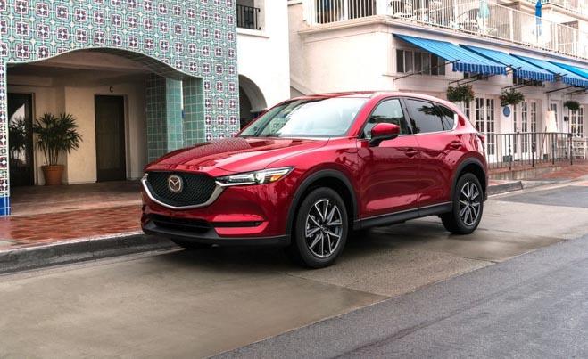 Giá xe Mazda CX-5 cập nhật tháng 10/2018: Phiên bản 2.0 một cầu giá từ 899 triệu đồng - 1