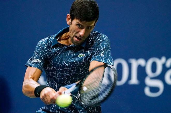 Djokovic - Gasquet: Ra đòn thần tốc (Vòng 3 US Open) - 1