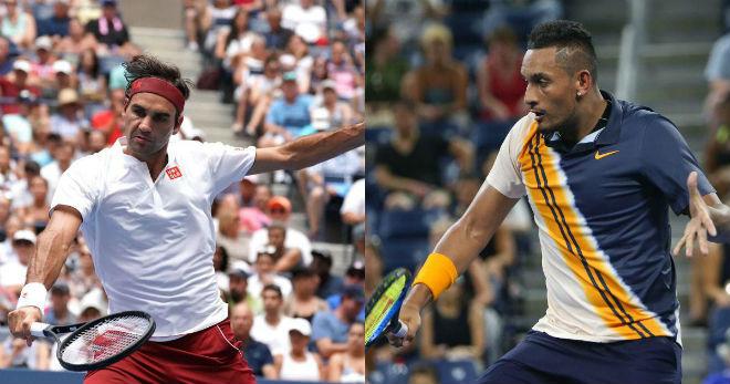 Federer - Kyrgios: Thần thái tuyệt đỉnh, bứt tốc đúng lúc (Vòng 3 US Open) - 1