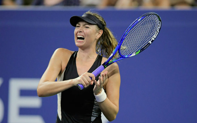 Sharapova - Ostapenko: Ra đòn không kịp trở tay (Vòng 3 US Open) - 1