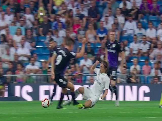 Trực tiếp Real Madrid - Leganes: Thong dong đợi mãn cuộc
