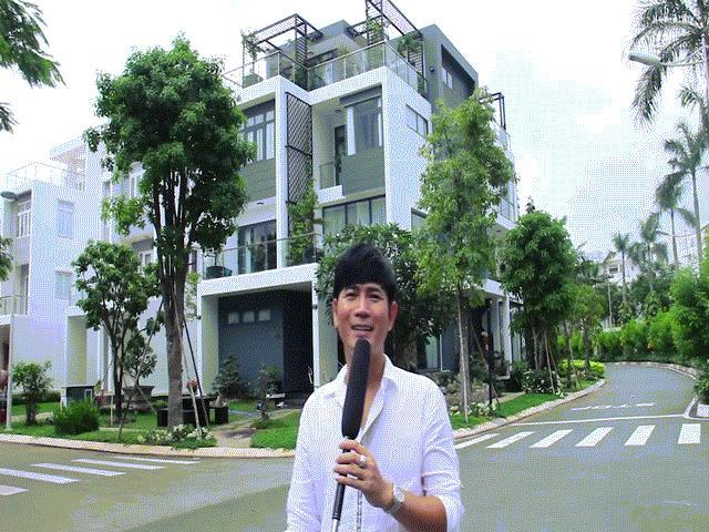 Vào thăm biệt thự 22 tỷ Quách Thành Danh mới xây ở khu nhà giàu Sài Gòn