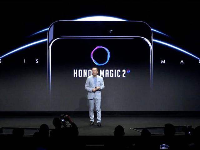 """""""Con cưng"""" Huawei tiết lộ tung siêu phẩm Honor Magic 2 đầy lôi cuốn"""