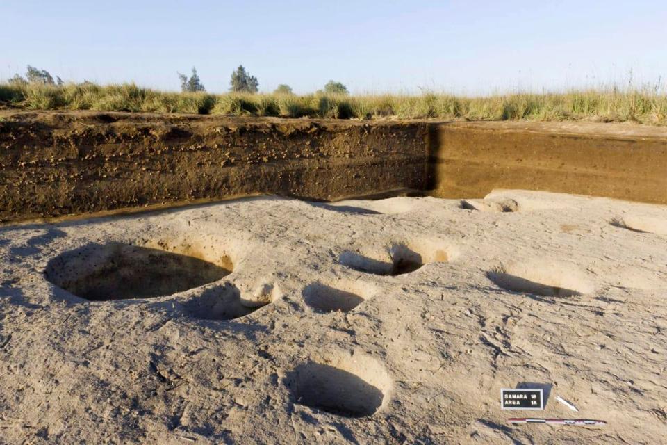 Phát hiện khu vực lâu đời hơn cả kim tự tháp cổ nhất ở Ai Cập - 1
