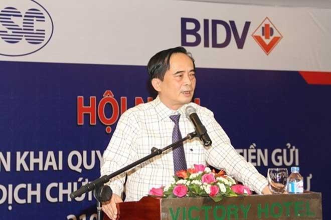 """Ông Trần Bắc Hà - Đoàn Ánh Sáng và chuyện """"ê-kíp"""" Bình Định ở BIDV - 1"""