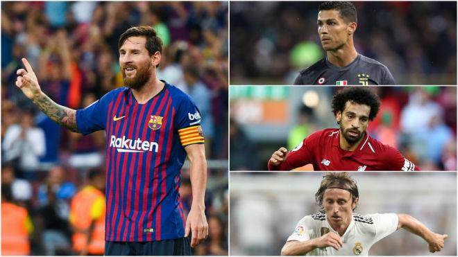 """""""The Best"""" ngó lơ Messi: FIFA bày mưu hạ bệ, Ronaldo sắp chung số phận? - 1"""