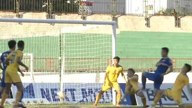 SLNA - Thanh Hóa: SAO U23 VN xuất trận, bi kịch bất ngờ - 1