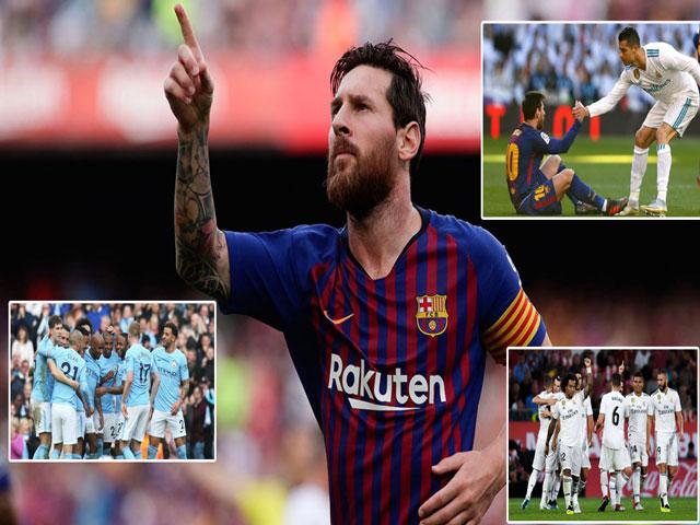 Messi - Barca mơ vô địch C1: Xem nhẹ Real không Ronaldo, sợ Guardiola