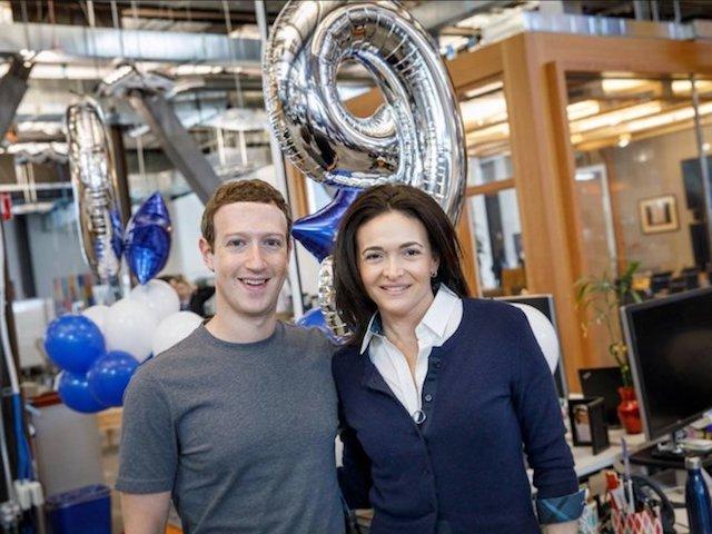 """Đây là lý do khiến """"cô gái vàng"""" của Facebook đang bị thất sủng"""