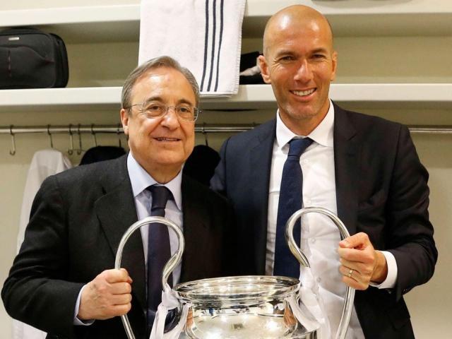 Zidane giúp Real thống trị: Choáng với bí kíp của Zizou, tiết lộ sốc về Ronaldo