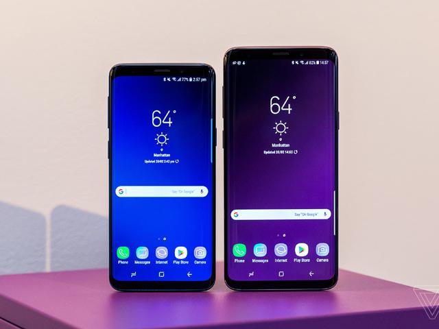 """Galaxy S10 sẽ """"đánh bại"""" bộ ba iPhone năm nay"""