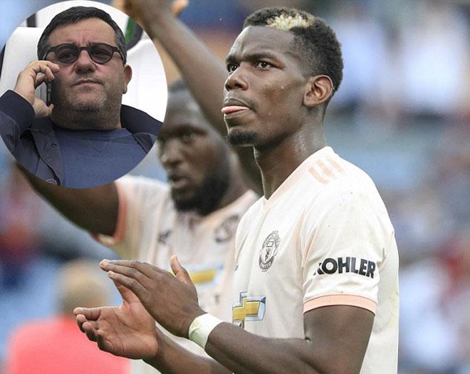 MU - Mourinho nhượng bộ: Pobga bỏ qua Barca, quyết định ở lại - 1