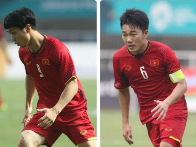 Công Phượng, Xuân Trường rời U23 Việt Nam: Chỗ đứng lung lay ở ĐTQG