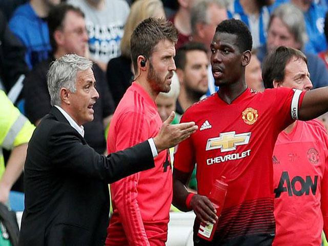 MU - Mourinho nhượng bộ: Pobga bỏ qua Barca, quyết định ở lại