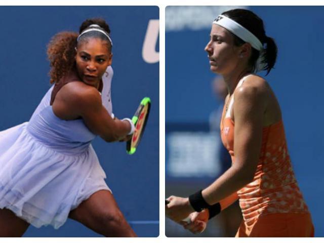 Serena - Sevastova: Vấp ngã từ sớm, bùng nổ khó tin (Bán kết US Open)
