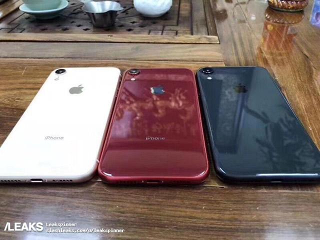 iPhone 9 lộ diện với 4 màu sắc, thiết kế đẹp mê mẩn