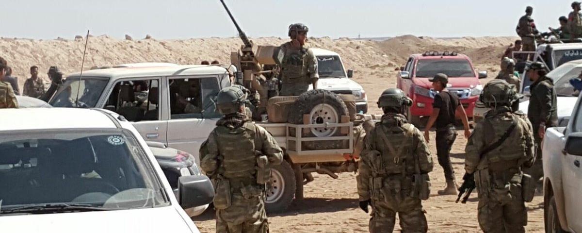 Nga sắp tấn công nơi có căn cứ quân sự Mỹ ở Syria? - 1