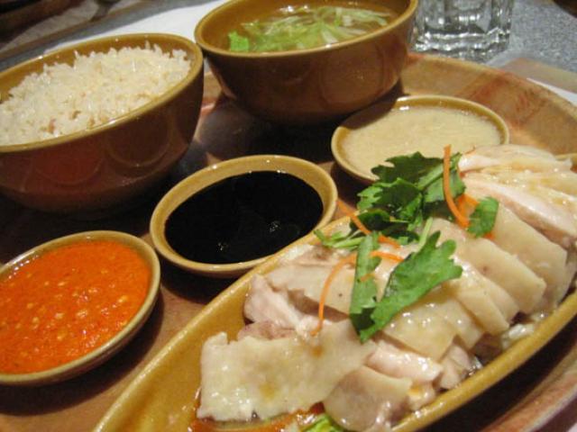 Vòng quanh châu Á, thưởng thức món ăn đặc sắc từ gà