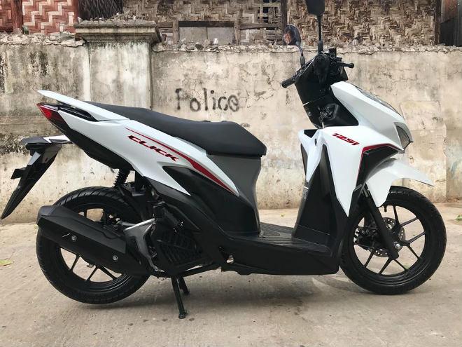 Giá lăn bánh Honda Click 125i Thái Lan mới nhất tại Việt Nam - 1