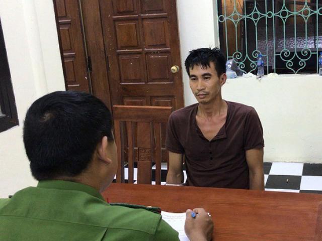Kẻ sát hại 2 vợ chồng ở Hưng Yên ung dung đi... ăn trộm sau khi gây án