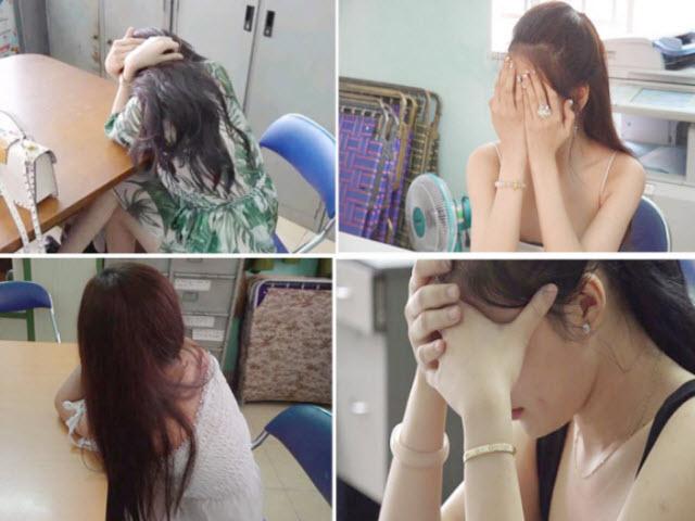 """Hoa hậu, á khôi lạc bước vào phường """"buôn phấn bán hương"""" - 1"""