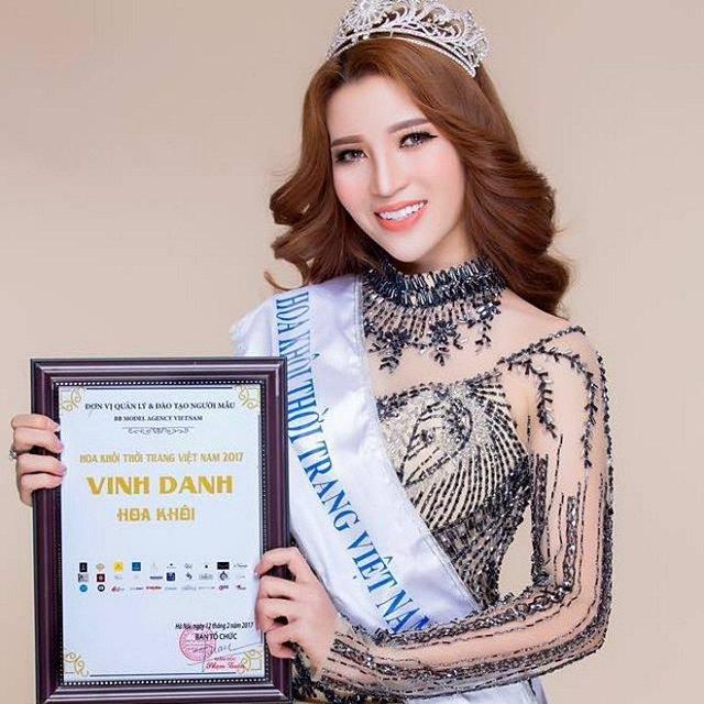 """Hoa hậu, á khôi lạc bước vào phường """"buôn phấn bán hương"""" - 2"""