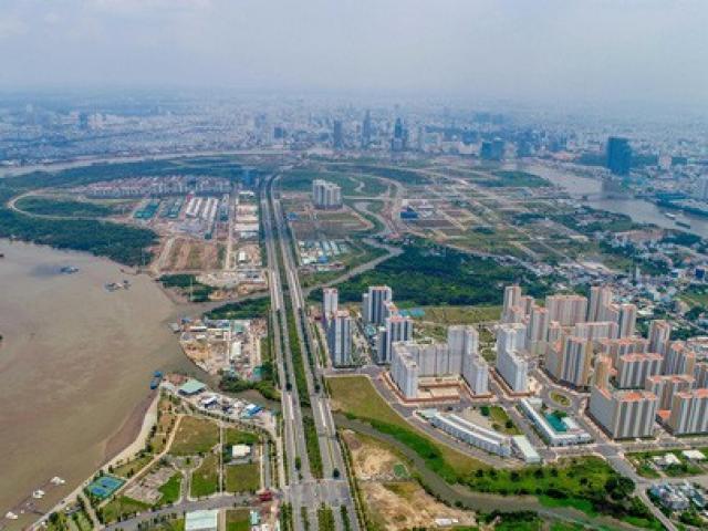 Thanh tra Chính phủ công bố kết luận kiểm tra Khu đô thị Thủ Thiêm