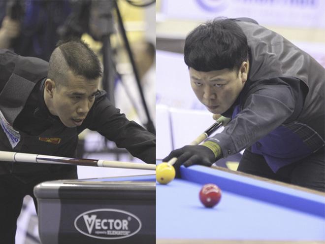 Bi-a: Cơ thủ Việt thắng chấn động, gặp số 1 thế giới ở chung kết - 1