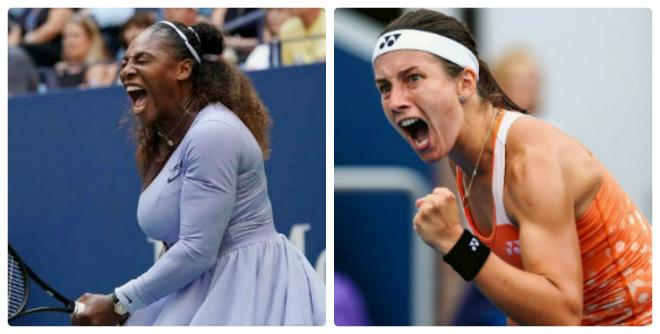 Serena - Sevastova: Vấp ngã từ sớm, bùng nổ khó tin (Bán kết US Open) - 1